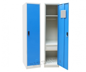 LKJ7-A1T 1 Door Bedroom Metal Locker