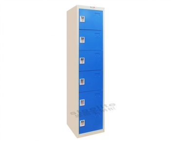 LKN8-6TL SPCC 6 Door School Lockers