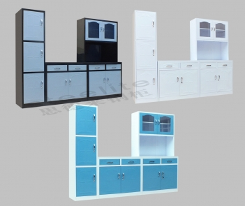 KC-S3 modern style and modular kitchen cabinet