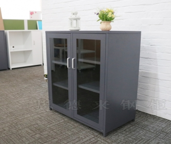 Vintage Industrial Furniture Eco Painted Metal Kitchen Cabinet