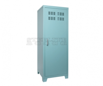 MH-L1 Steel Clothes Storage Cupboard Wardrobe