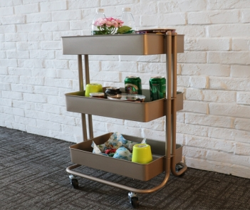 MT-3T new type Kitchen Trolley Shelf