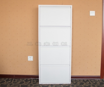 SC-5D 4 layers metal shoe rack cabinet