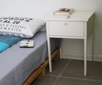 TF-D2 Bedside cabinet with storage