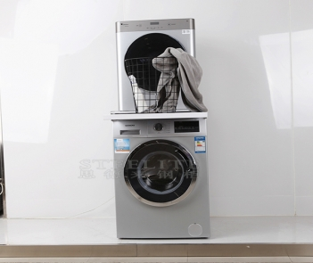 WM-C4 Washing Machine  Stacking KIT With Pull Shelf