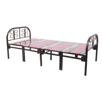 Dubai Bedroom Furniture Metal Folding Bed