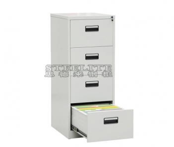 HC-D4 steel 4 drawer file cabinet