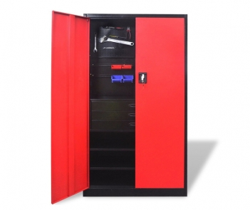 TC-001 2 doors metal storage tool cabinet