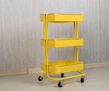 MT-3T Steel Storage Hand Carts & Trolleys