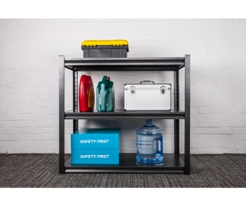 HJF-2T 2 Tire Metal Storage Shelf Rack