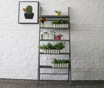 FS-5L metal display storage flower rack