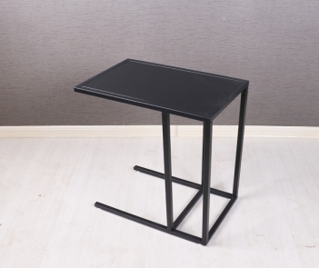 TF-D1 metal legs sofa side table