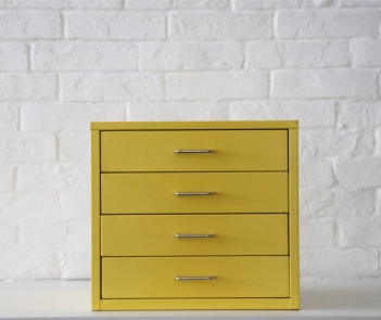 Colorful Drawer Cabinet Small Storage Cabinet On Table Top