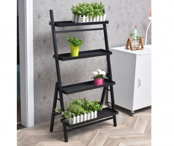 metal flower display rack stand