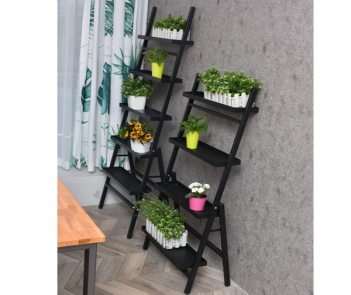 flower display rack stand