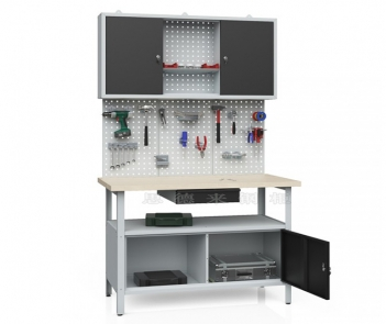 FTC-01 Tool Cabient Workbench with cabinet