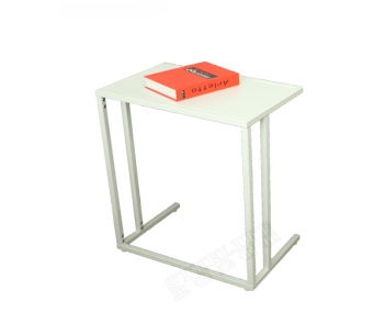 TF-D1 white horizontal version side table
