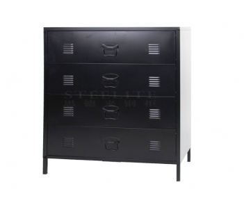 LY-4D Metal Storage 4 Drawer Cabinet