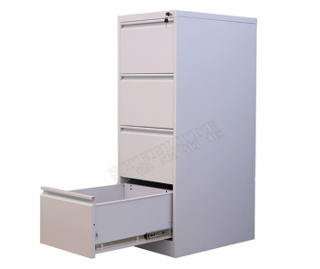 FC-D4A 4 drawer steel filing cabinet
