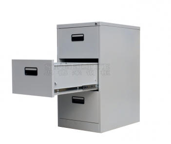 FC-D3 3 drawers storage metal file cabinet