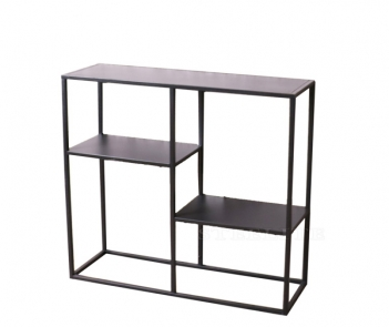 TF-I4 metal display shelf cube bookshelf bookcase
