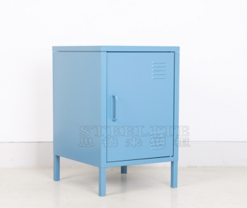 PS-N blue bedside cabinet nightstand